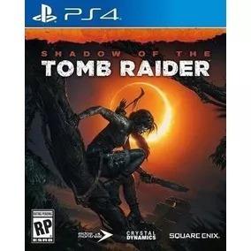 shadow of the tomb raider ps4 primaria envio imediato!