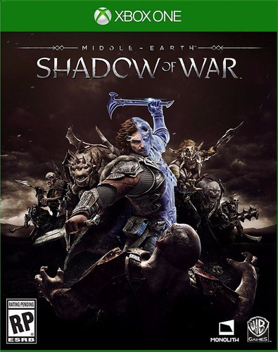 shadow of war / ms store (xbox one)