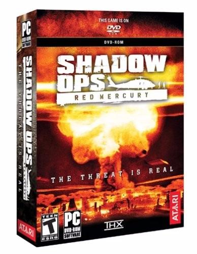 shadow ops: red mercury (dvd-rom)