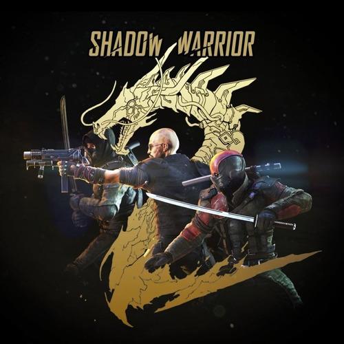 shadow warrior 2 deluxe edition steam codigo original pc