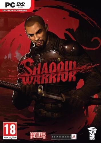 shadow warrior pc steam key original envío digital