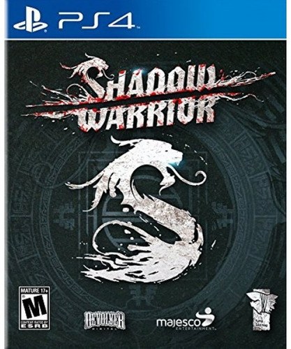 shadow warrior - playstation 4