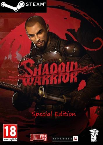 shadow warrior special edition steam key global