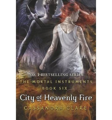 shadowhunters 6 - city of heavenly fire