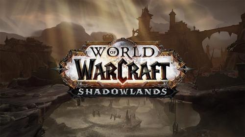 shadowlands basic edition, world of warcraft, wow