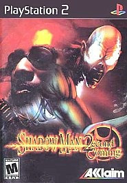 shadowman 2econd coming ps2