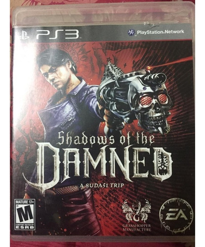 shadows of the damned playstation 3 fisico tomo juegos ps3