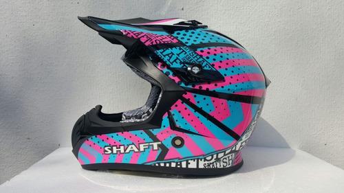 shaft cross zig zag talla s rider one