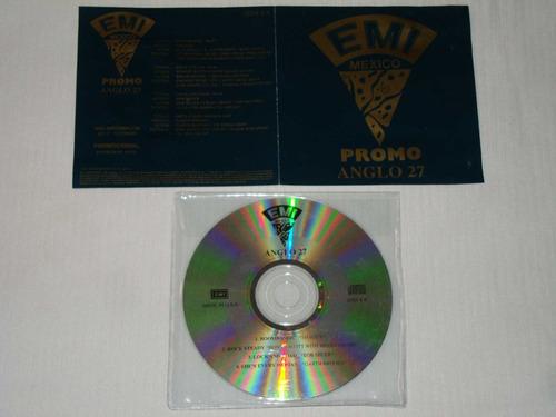 shaggy / bob seger / garth brooks y mas. cd promo emi u.s.a