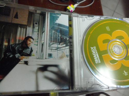 shaggy cd boombastic full lenght album