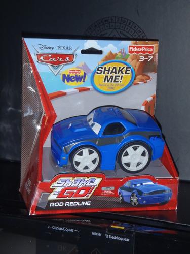 shake and go cars rod redline padrisimo excclusivo