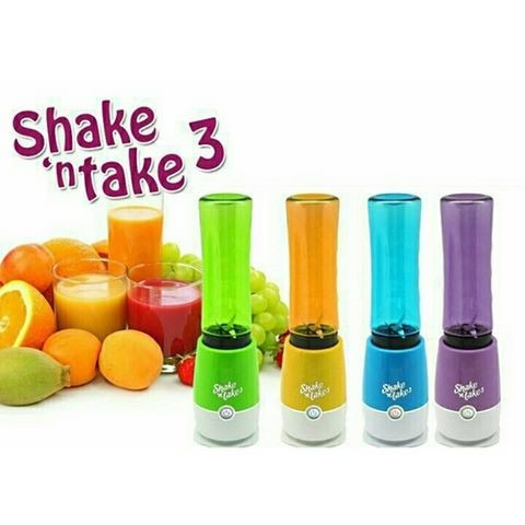 shake and take 3 / importa osorno
