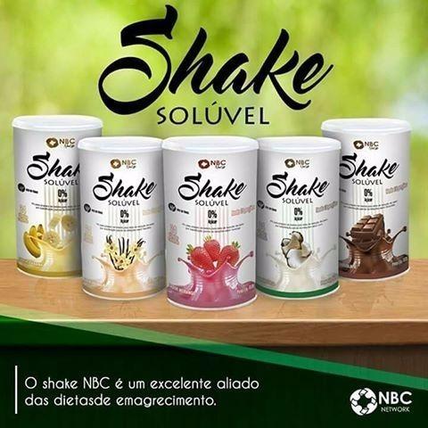 b0fcfc73b6 Shake Baunilha Nbc Network Nutrição Completa - R  85
