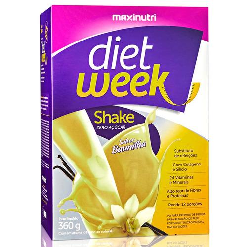 shake diet week