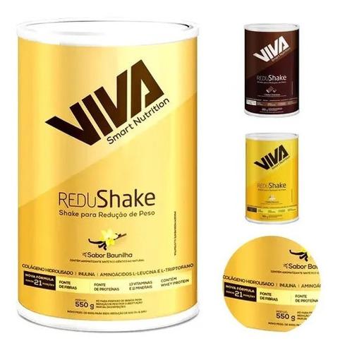 shake emagrecedor redu shake