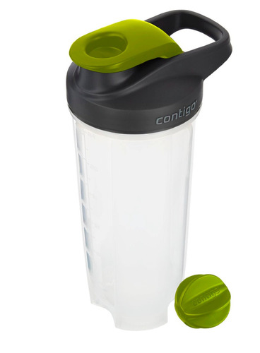 shake & go fit 28 oz color verde