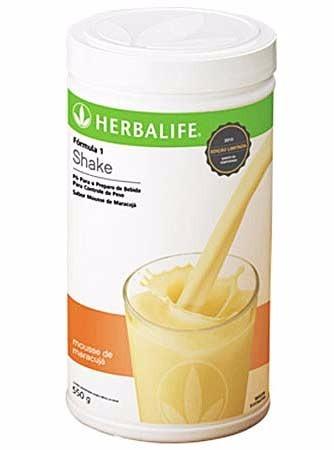 shake herbalife - 550g - produto original