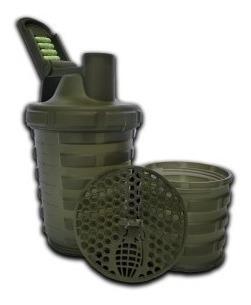 shaker grenade 600 ml granada smarth blender todos los colores