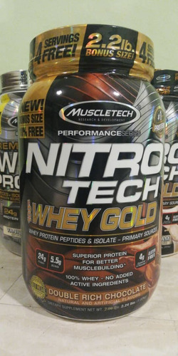 shaker nitro tech 2.2