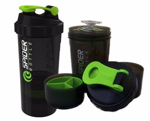 shaker profesional 500ml 3 - 1 proteina gym