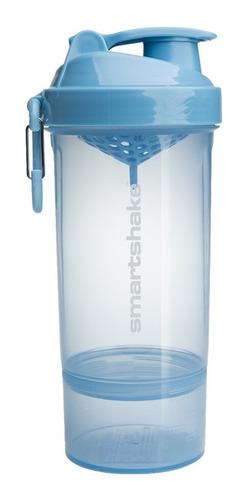 shaker smartshake 27 oz (798 ml) original 2go one sky blue