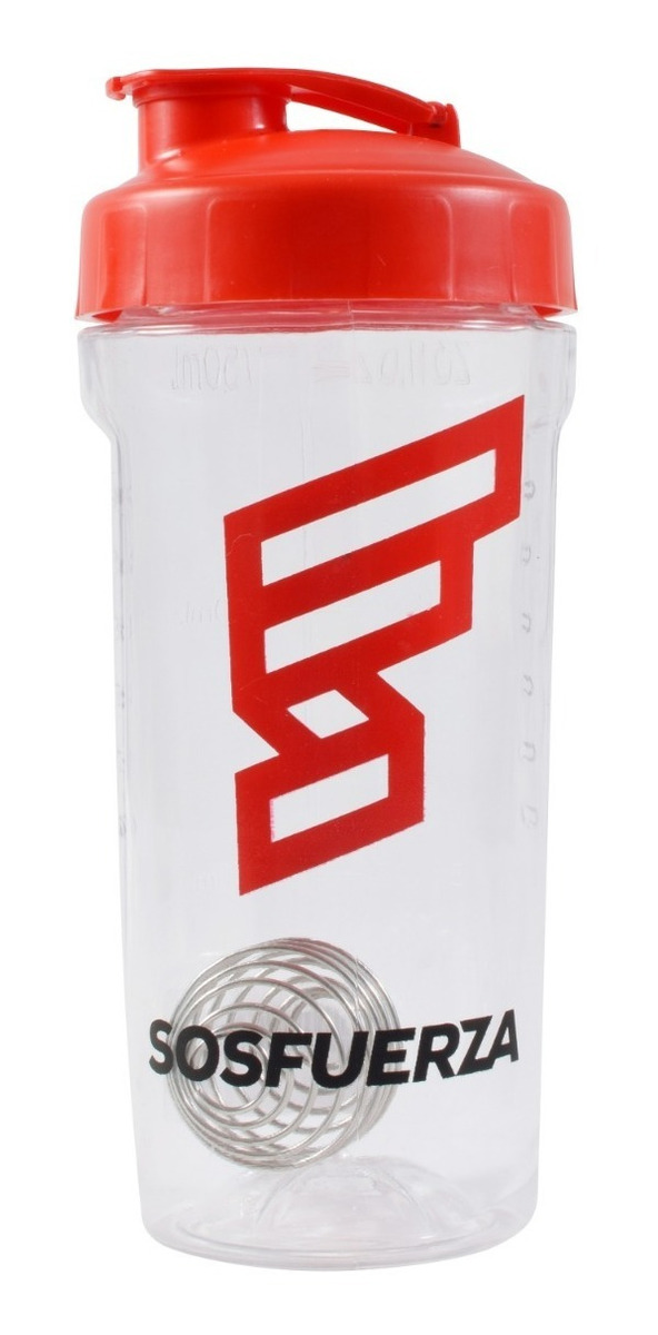 Shaker Vaso Batidor Para Proteinas Frases Motivacion Fitness