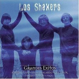 shakers los serie de oro cd nuevo