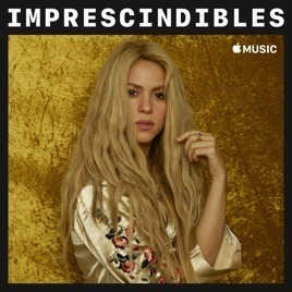 shakira - albums y singles (itunes store)