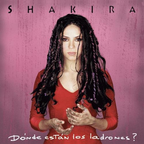 shakira - donde estan los ladrones (itunes)