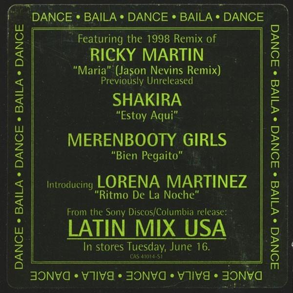 Shakira Estoy Aqui (extended Club Mix) Vinil Maxi Single 90s