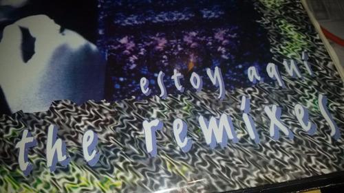 shakira estoy aqui (the remixes) vinilo maxi colombia raro