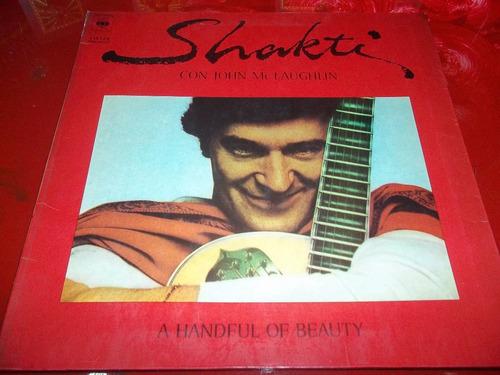shakti john mclaughlin a hand ful beauty disco vinilo excel.