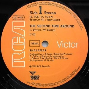 shalamar - the second time around (12 single)