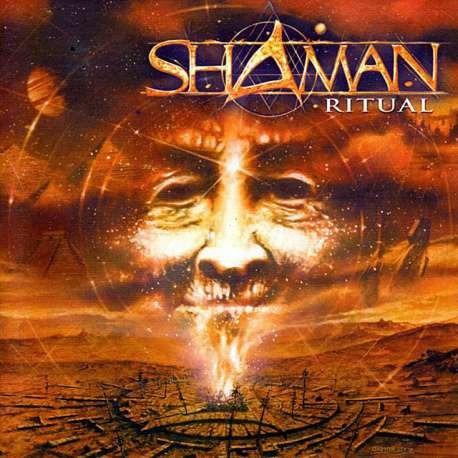 shaman: ritual - andre matos (edicion nacional)