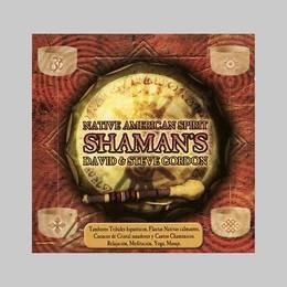 shaman's native american spirit david steve gordon cd nuevo
