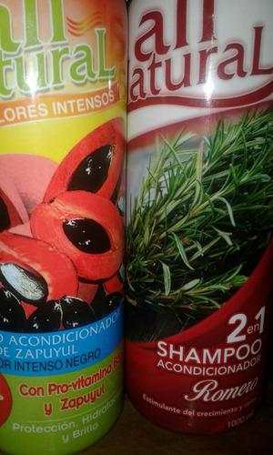 shampo con acondicionador