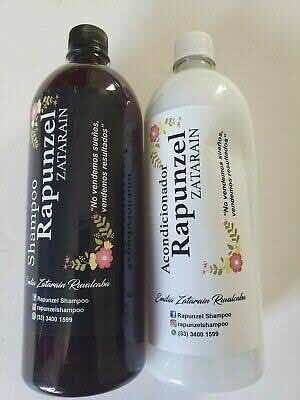 shampo de rapunzel !!¿ mayoreo y menudeo