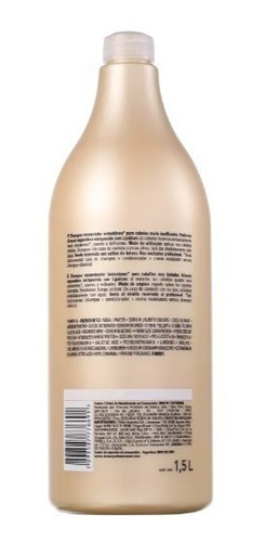 shampoo absolut repair loréal profission 1500 ml
