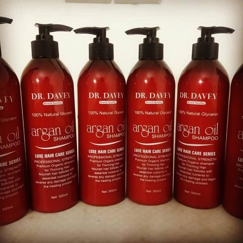 shampoo + acondicionador 500 ml aceite de argán moroccan oil