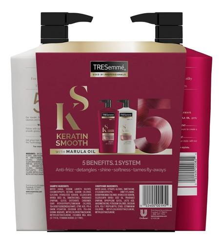 shampoo acondicionador con