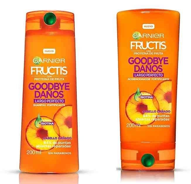 Acondicionador Fructis good bye daños 200 ml