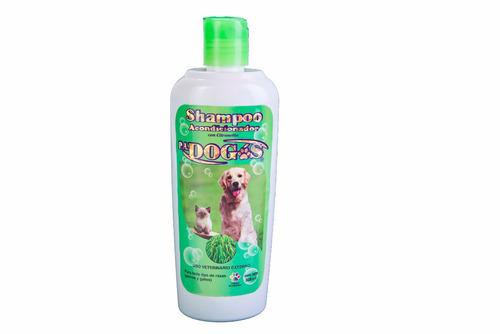 shampoo acondicionador p.a. dog's con citronella