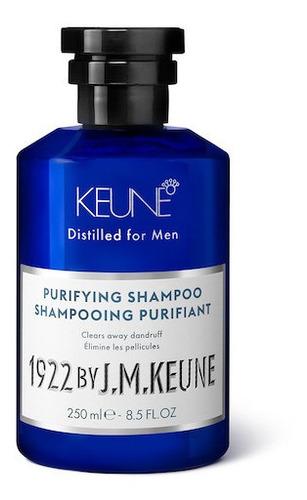 shampoo anticaspa purifying keune - 250ml