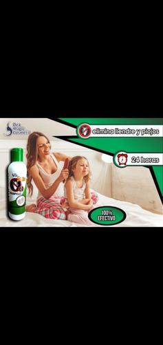 shampoo antipiojos