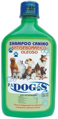 shampoo antiseborreico oleoso para perros y gatos
