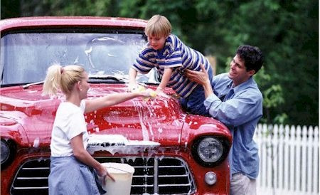 shampoo auto #1 usa maxima proteccion & brillo x lavado