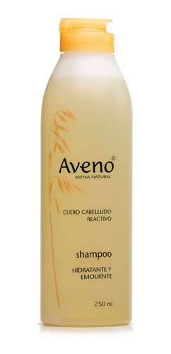 shampoo aveno andrómaco avena piel sensible 250ml