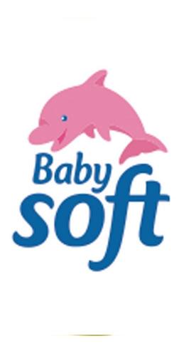 shampoo baby soft babysoft cuidado delica - l a $23