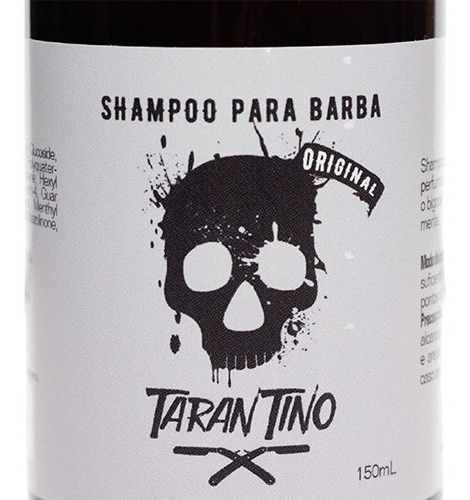 shampoo barba original tarantino 150ml