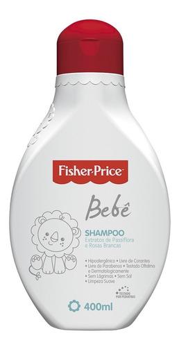 shampoo bebe fisher price 400 ml - promocion